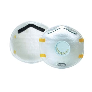 N95 Particulate Respirator with Valve