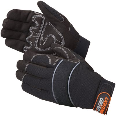 Onyx Warrior Mechanic Glove
