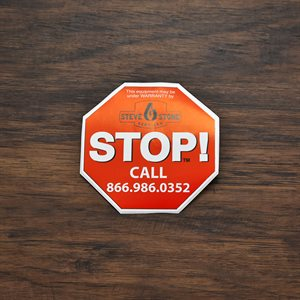 STOP STICKERS®