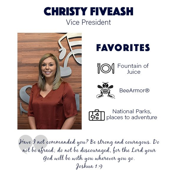 Christy Fiveash